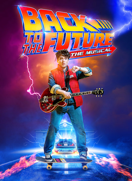 Full cast announced for Back To The Future Musical