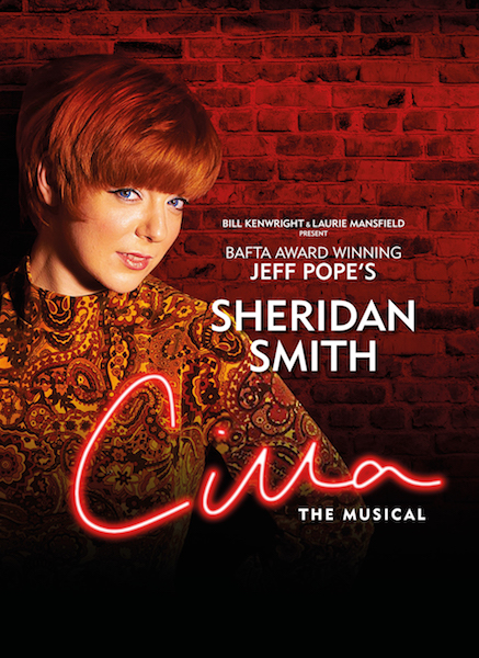 Sheridan Smith to revisit her award-winning TV role as CILLA in the hit stage musical adaptation