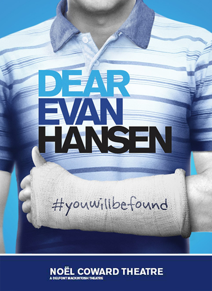 DEAR EVAN HANSEN EXTENDS TO MAY 2020