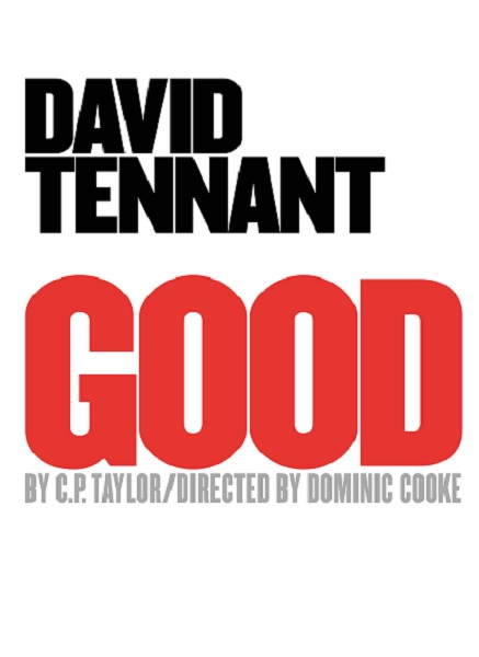 David Tennant to star in Dominic Cooke's production of GOOD