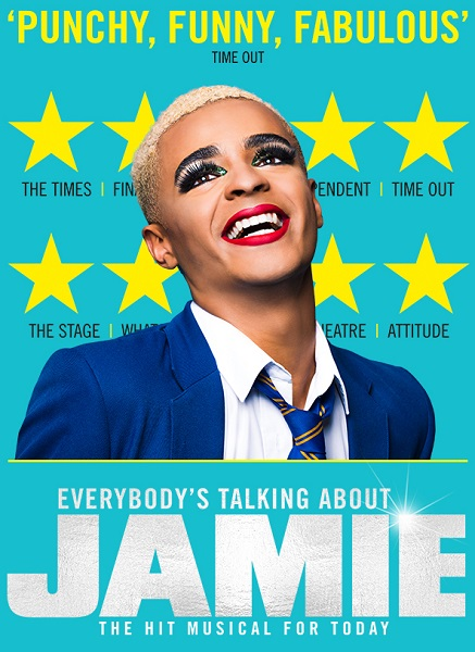 EVERYBODY'S TALKING ABOUT JAMIE EXTENDS BOOKING TO AUGUST 2020