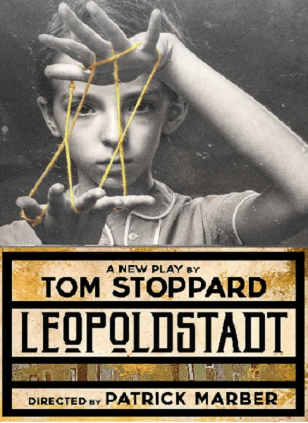 National Theatre Live to broadcast Tom Stoppard's LEOPOLDSTADT