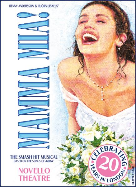 MAMMA MIA! ANNOUNCES NEW BOOKING PERIOD