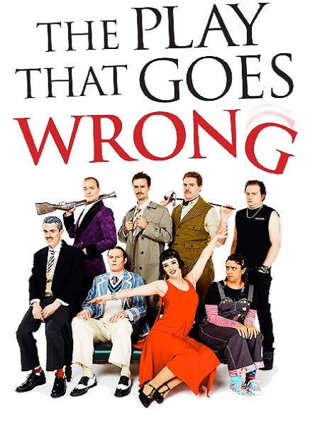NEW CAST ANNOUNCED FOR THE PLAY THAT GOES WRONG