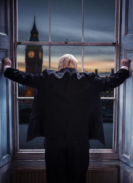 JONATHAN MAITLAND'S 'THE LAST TEMPTATION OF BORIS JOHNSON' TO TOUR THE UK IN 2020