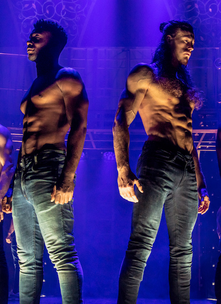 NEW PERFORMERS ANNOUNCED FOR MAGIC MIKE LIVE