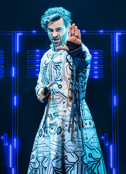 Be More Chill the musical comedy phenomenon at the Shaftesbury Theatre