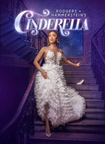 MAZZ MURRAY AND JÉRÔME PRADON COMPLETE THE CAST OF RODGERS + HAMMERSTEIN'S CINDERELLA IN CONCERT