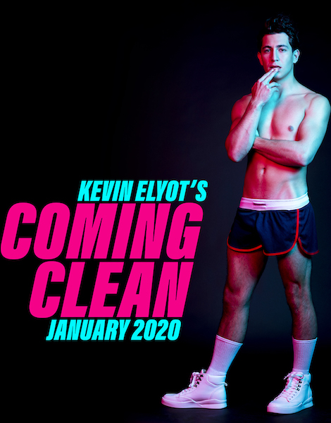 KING'S HEAD THEATRE'S REVIVAL OF KEVIN ELYOT'S 'COMING CLEAN' RETURNS