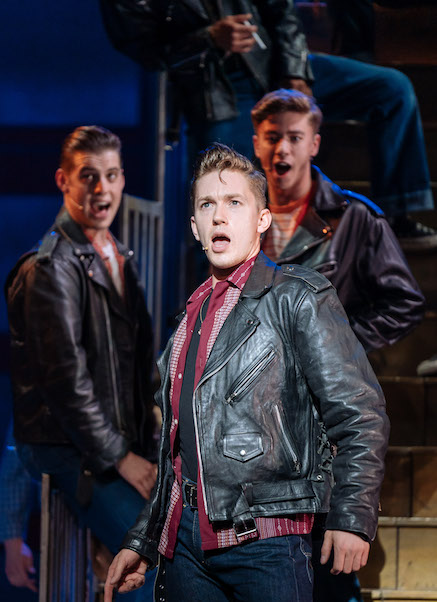 Iconic musical GREASE will tour the UK again in 2020