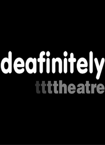 Deafinitely Theatre announces bursaries for Deaf and hard of hearing theatre freelancers