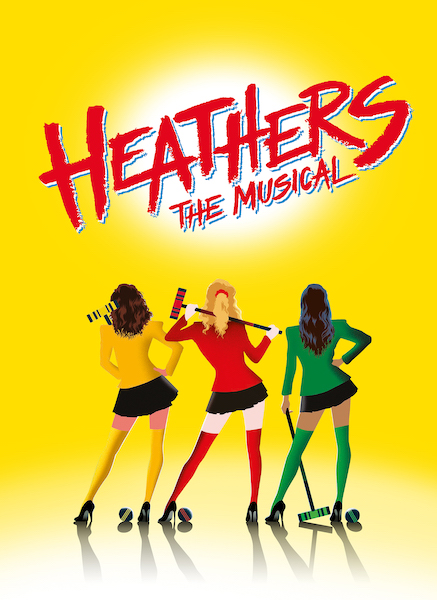 FIRST 2020 UK TOUR DATES ANNOUNCED FOR 'HEATHERS'