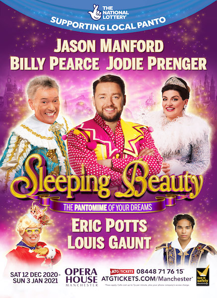 ATG Announce Free NHS Tickets and Casting for Pantomimes Across UK