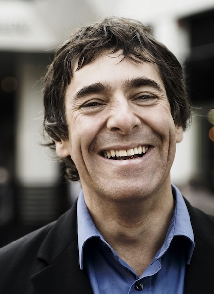 MARK STEEL BRINGS 'EVERY LITTLE THING'S GONNA BE ALRIGHT' TO THE HACKNEY EMPIRE