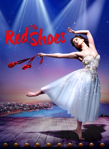 FULL CASTING AND FULL TOUR DATES ANNOUNCED FOR 'THE RED SHOES'