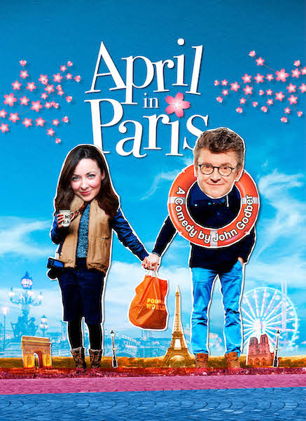 New and rescheduled dates for national tour of John Godber's April in Paris