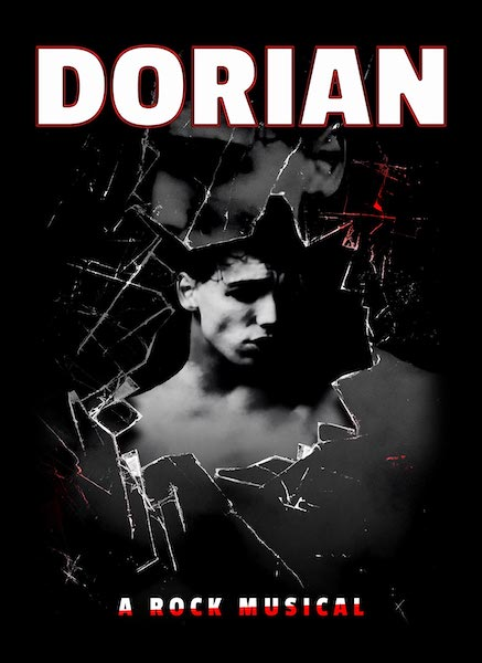 Edgy new rock musical Dorian launches on stream.theatre