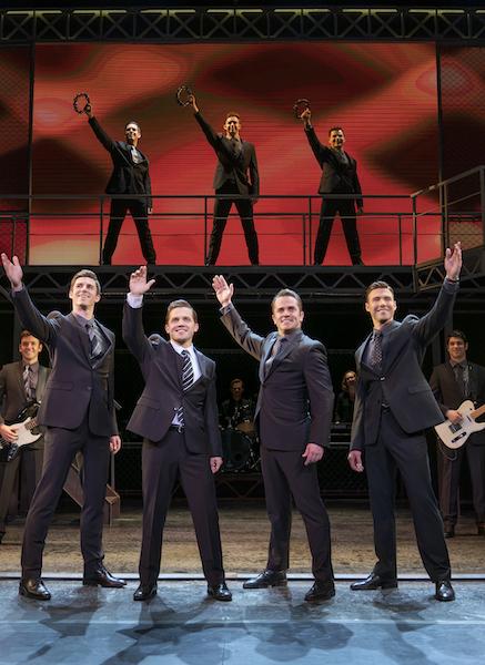 Tony & Olivier award-winning smash hit musical Jersey Boys returns to London
