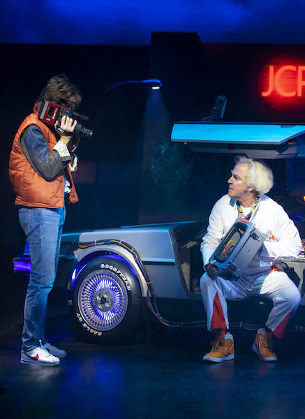 Back to the Future the Musical to extend performances at the Adelphi Theatre