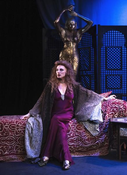 The Playground Theatre presents Ida Rubinstein: The Final Act, with Naomi Sorkin