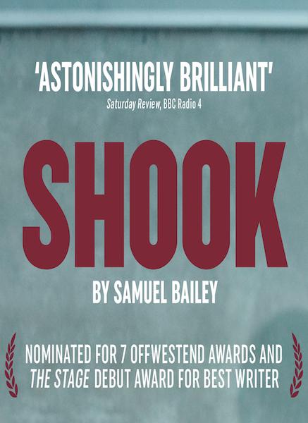 Papatango announces films release of Samuel Bailey's Shook