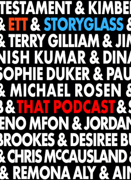 Full series line up announced for That Podcast as first episode released