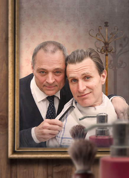 Paul Rider and John Sackville to star in Staircase by Charles Dyer