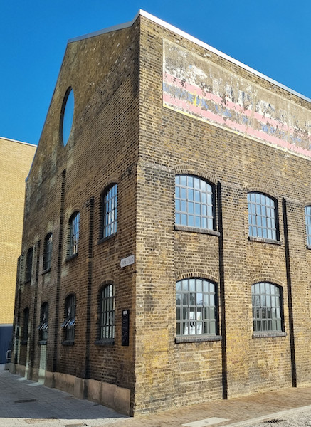 East London dance and UD's vibrant new creative hub in the heart of Stratford's Sugar House Island opening this autumn