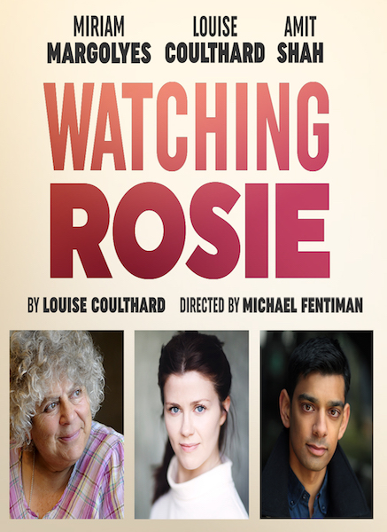 Watching Rosie starring Miriam Margolyes to be re-released online