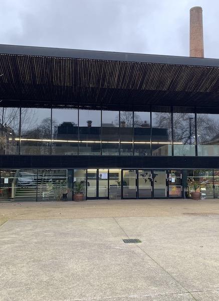 Barnie Grant Arts Centre