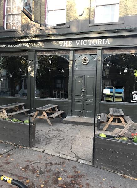 The Dalston Victoria