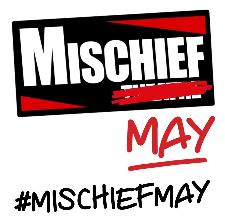 Mischief on the mind!