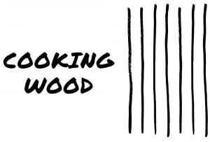 Cooking Wood