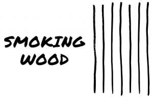 Smoking Wood