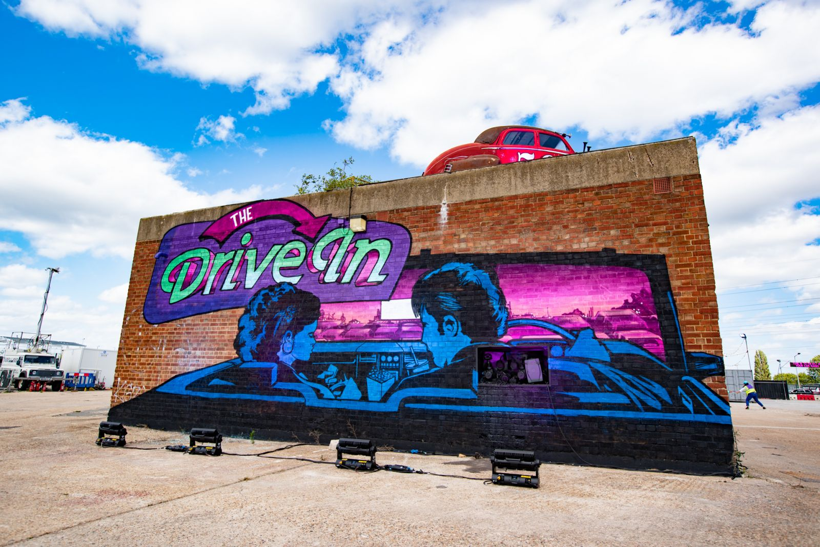 Discover 'The Drive In' Enfield