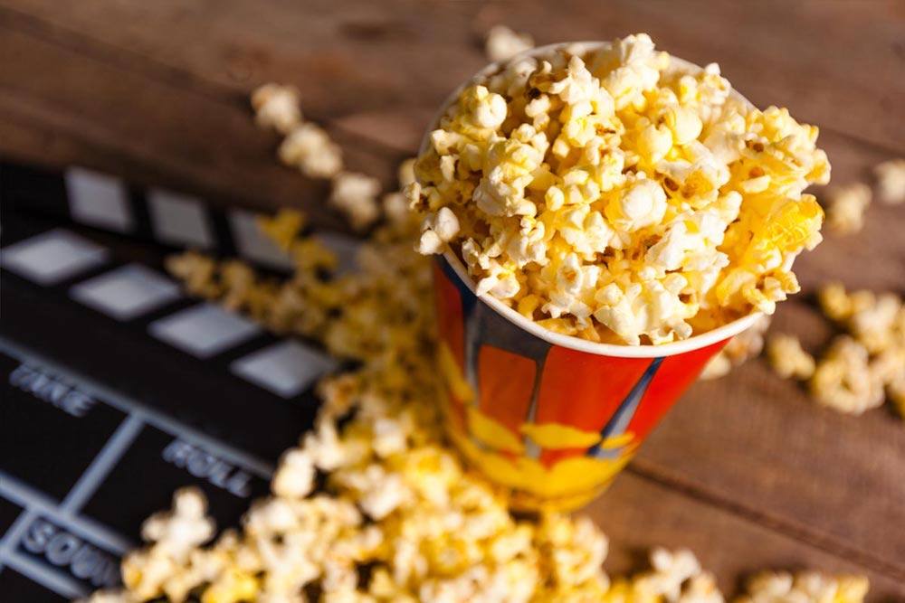 The best movie and food combinations