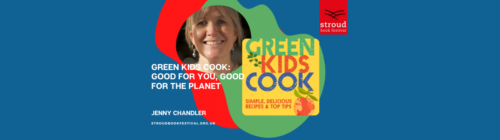 Jenny Chandler, Green Kids Cook: Good For You, Good For The Planet