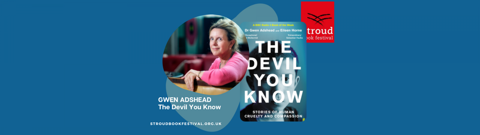 The Devil You Know, Gwen Adshead