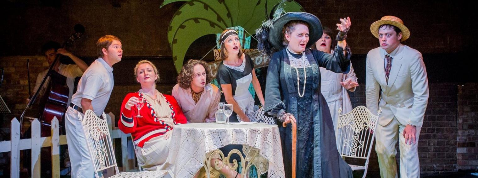 Hewletts Opera