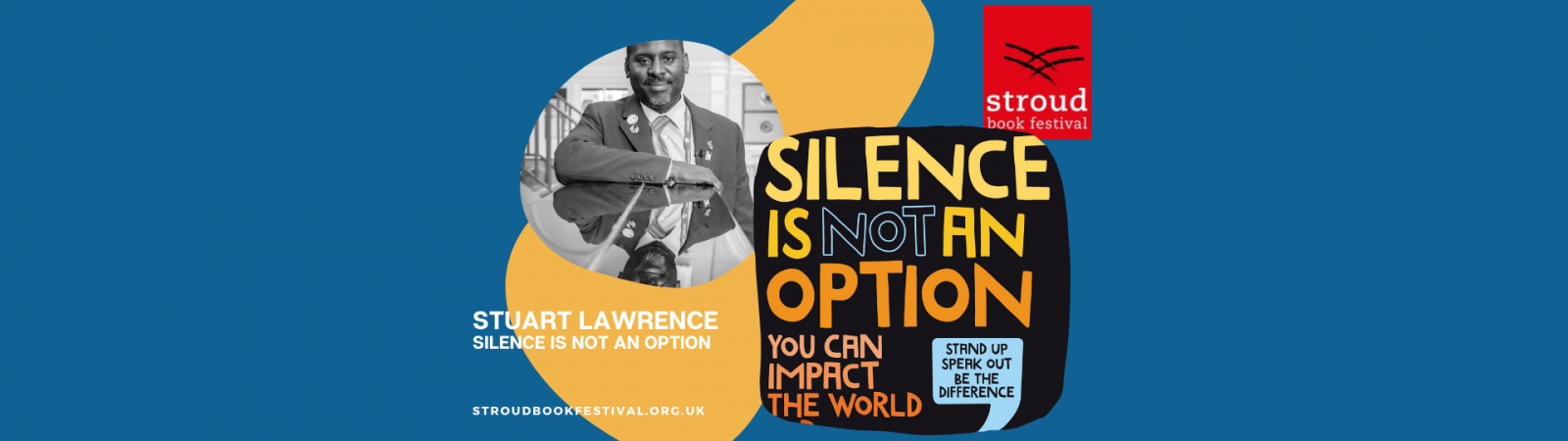 Silence is Not an Option, Stuart Lawrence
