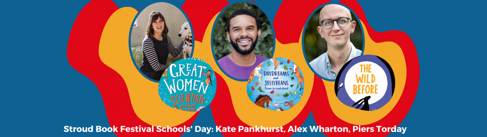 VIRTUAL TICKET: Book Festival Schools' Day