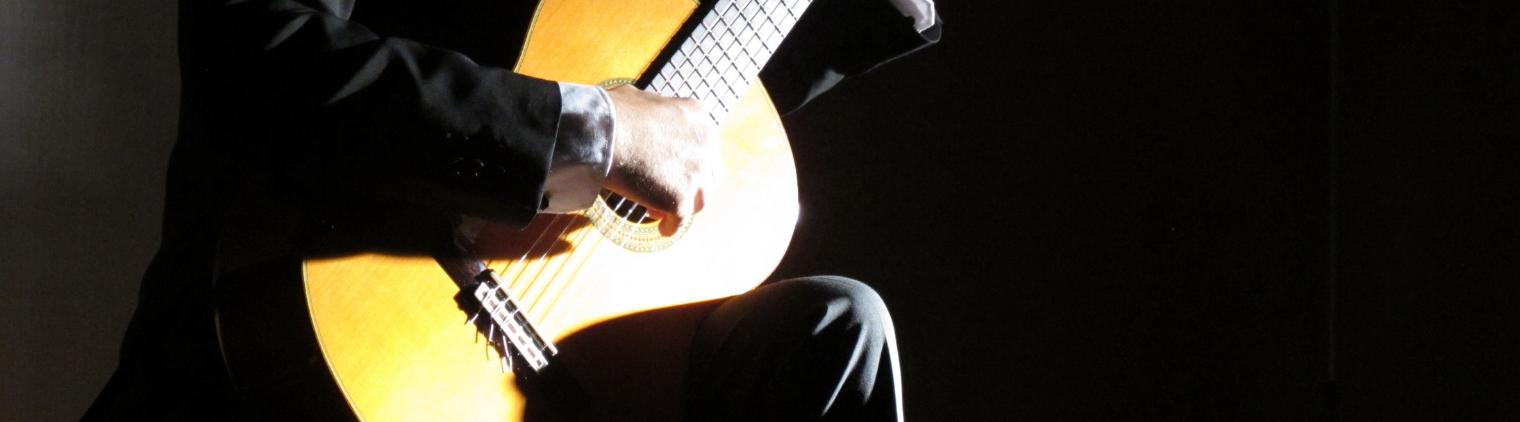 The Brilliant Classical Guitar of Alan Brinley Shaw