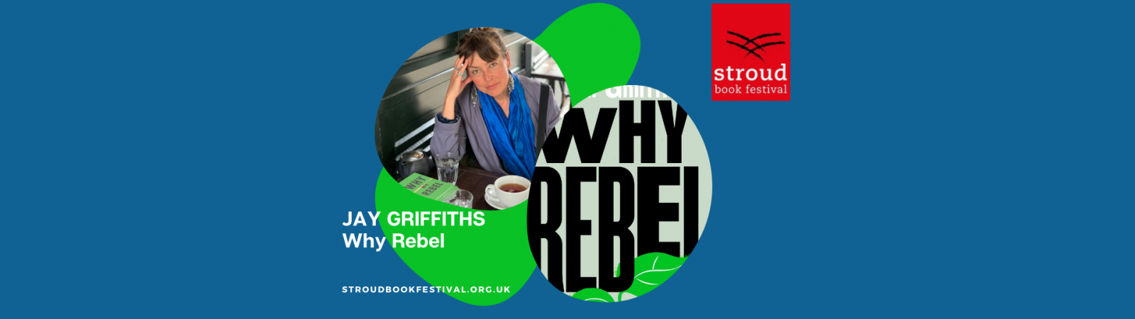 Why Rebel, Jay Griffiths