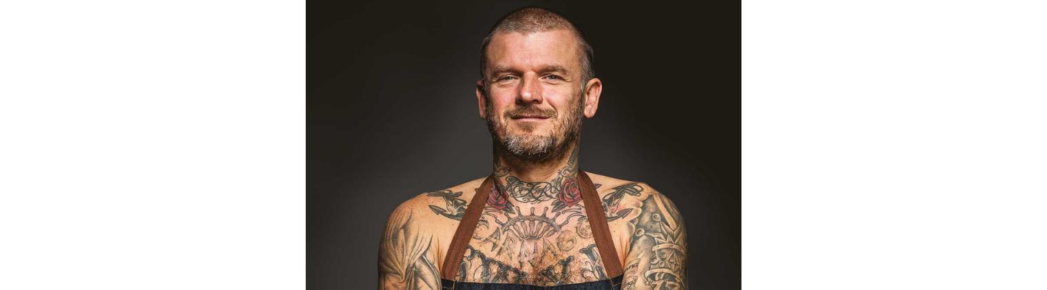 Matt Pritchard - Dirty Vegan