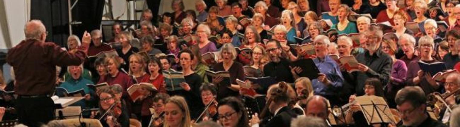 Stroud Refugee Aid Choir: Handel's Messiah