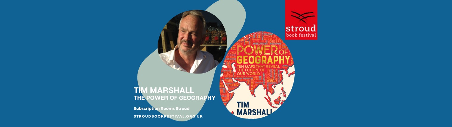 Tim Marshall, The Power of Geography