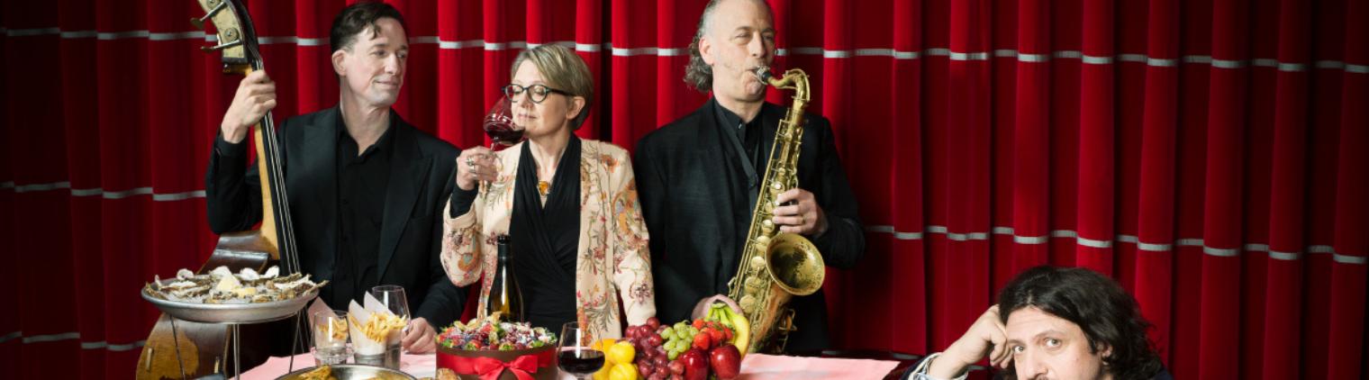 The Jay Rayner Quartet