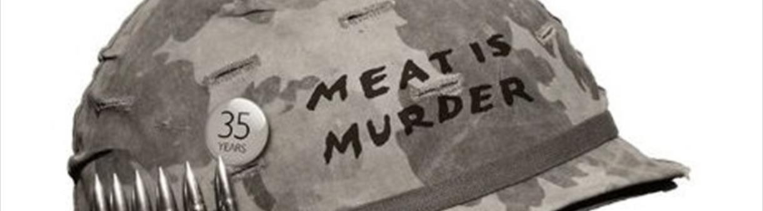 THE SMYTHS 'Meat is Murder' 35th Anniversary