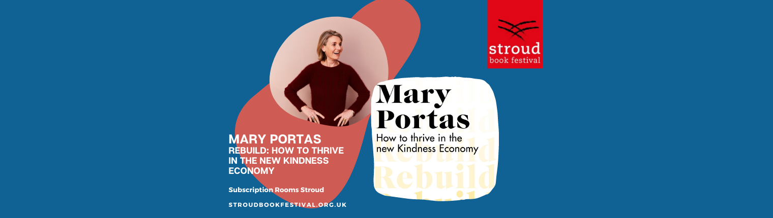 Mary Portas, Rebuild: How to thrive in the new Kindness Economy