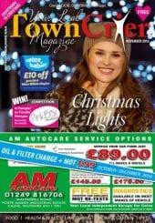Town Crier Calne Chippenham Nov 2016